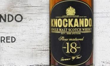 Knockando -18yo - Slow Matured - 43% - 2014