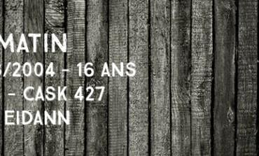 Tomatin - 1988/2004 - 16yo - 43% - Cask 427 - Dun Eidann