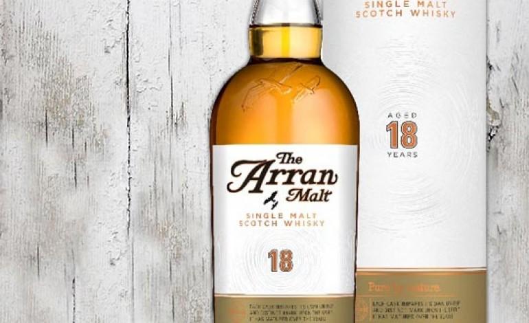 The Arran Malt 18 ans : Edition limitée et non tourbée