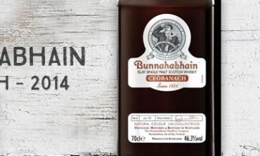 Bunnahabhain - Céobanach - 2014 - 46,3%