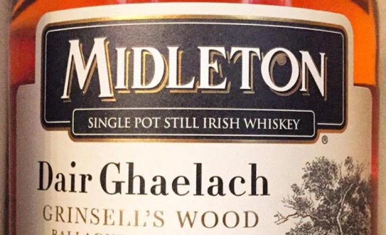 Midleton Dair Ghaelach : Irlandais de fût pour finition