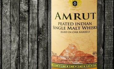 Amrut - Peated - 46% - OB