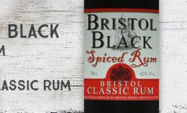 Bristol Black Spiced Rum - 42% - Bristol Classic Rum