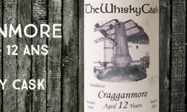 Cragganmore - 1998/2010 - 12yo - 56,4% - The Whisky Cask