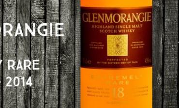 Glenmorangie - 18yo - Extremely Rare - 43% - OB - 2014