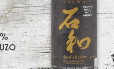 Isawa -10yo - 43% - Monde Shuzo