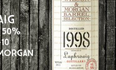 Laphroaig - 1998/2011 - 50% - Cask 5606-10 - Wilson & Morgan