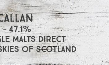 Macallan - 1989 -  47,1% - Single Malts Direct - Whiskies of Scotland