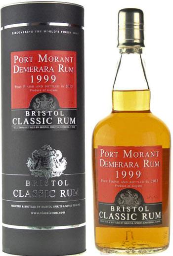 PortMorant1999BristolClassicRum