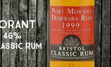 Port Morant - 1999/2013 - 46% - Bristol Classic Rum