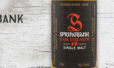 Springbank - 12yo - CS - 53,1% - OB Batch 6