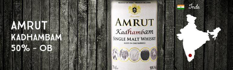 Amrut – Kadhambam – 50% – OB – 2014