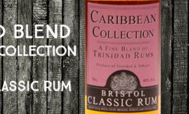 Caribbean Collection - Trinidad Blend - 40% - Bristol Classic Rum