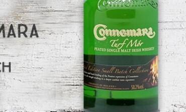 Connemara - Turf Mor - Small batch - 58,2%