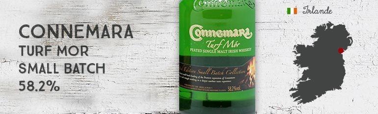 Connemara – Turf Mor – Small batch – 58,2%