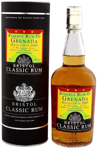 Grenada2003BristolClassicRum