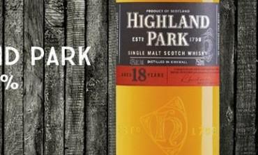 Highland Park - 18yo - 43% - 2014 - OB