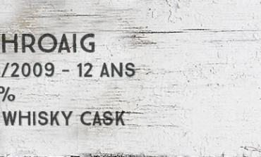 Laphroaig - 1996/2009 - 12yo - 56,5% - The Whisky Cask