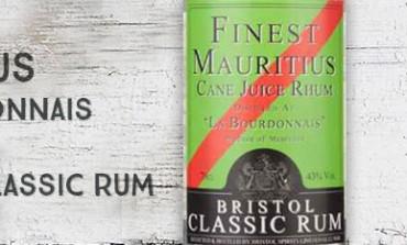 Finest Mauritius - Cane Juice Rhum - «La Bourdonnais» - 43% - Bristol Classic Rum