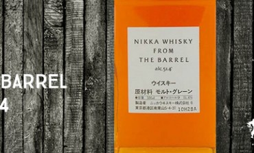 Nikka - From The Barrel - 51,4% - 2014