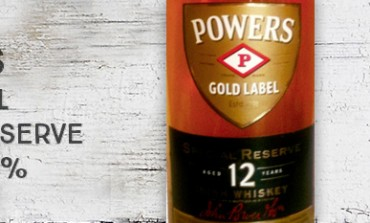 Powers - Gold Label - Special Reserve - 12yo - 40%