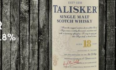 Talisker - 18yo - 45,8% - 2014 - OB