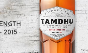 Tamdhu - Batch Strength 001 - 58,8% - 2015 - OB
