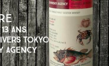Bowmore - 2001/2014 - 13yo - 50.9% - TWA & Three Rivers Tokyo