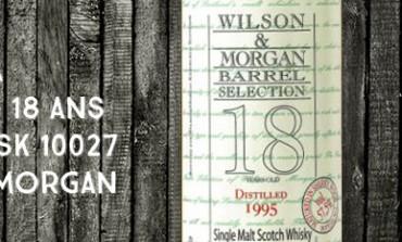 Caol Ila - 1995/2013 - 18yo - 57,5 % - Cask 10027 - Wilson & Morgan