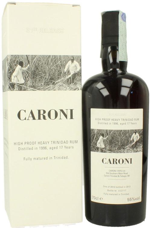 Caroni19962013HighProofVelier