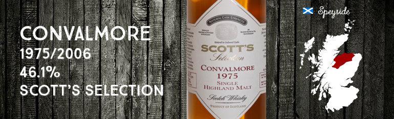 Convalmore – 1975/2006 – 46,1% –  Scott's Selection