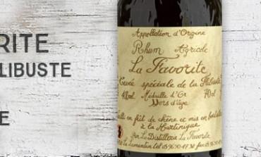La Favorite - Cuvée La Flibuste - 1984 - 40% - Hors d'âge - Martinique