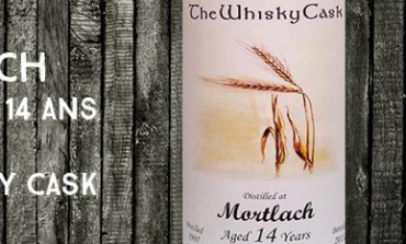 Mortlach - 1997/2011 - 14yo - 57,7% - The Whisky Cask