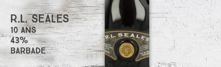 R.L. Seales – 10yo – 43% – Barbade