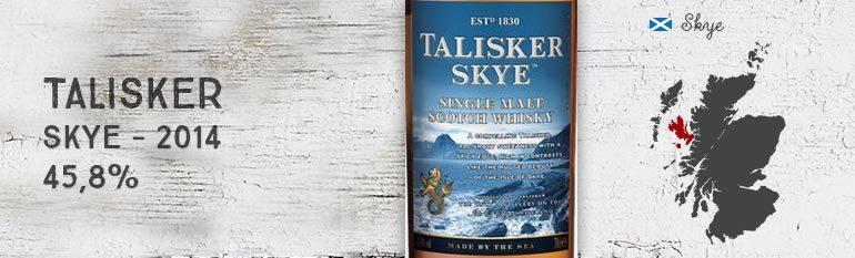 Talisker Skye – 45,8% – 2014