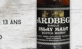 Ardbeg - 1965/1978 - 13yo - 46% - Cadenhead Dumpy