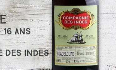 Bellevue - 1998/2014 - 16yo - 43% - G51 - Compagnie des Indes - Guadeloupe
