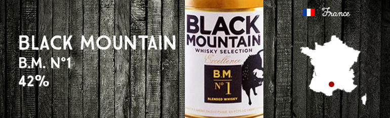 Black Mountain – B.M.n°1 – 42%