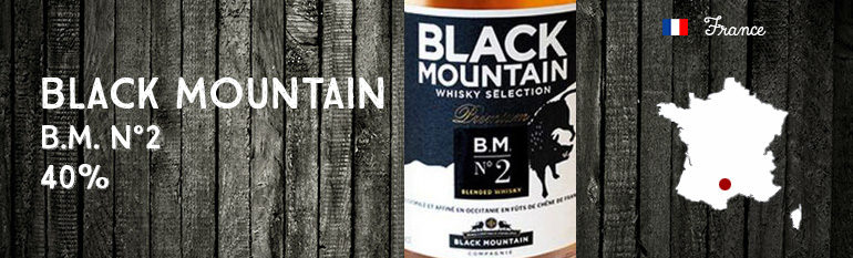 Black Mountain – B.M.n°2 – 40%
