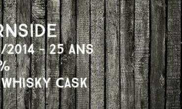 Burnside - 1989/2014 - 25yo - 42,7% - The Whisky Cask
