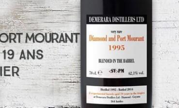 Diamond & Port Mourant - 1995/2014 - 19yo - 62,1% - Velier - Guyana