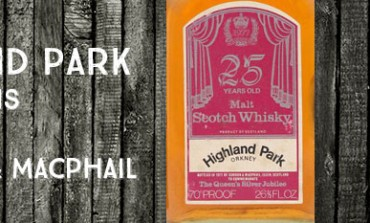 Highland Park - 1977 - 25yo - 40% - Gordon & MacPhail for Queen's Silver Jubilee