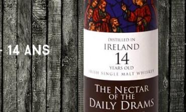 Ireland - 2000/2015 - 14yo - 51,5% - The Nectar