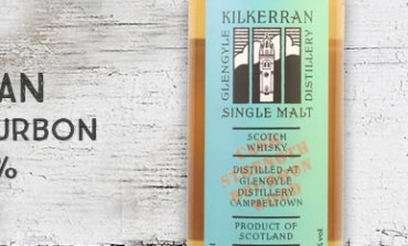 Kilkerran - Glengyle - Work in Progress 7th Release - Bourbon Wood - 54,1%