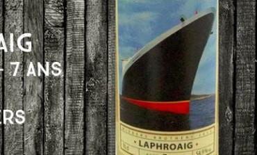 Laphroaig - 2006/2013 - 7yo - 54,9% - Jack Wiebers