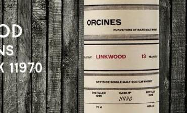 Linkwood - 1999 - 13yo - 46% - Cask 11970 - Orcines