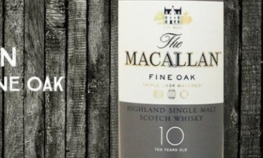 Macallan - 10yo - Fine Oak - 40% - OB