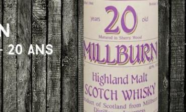 Millburn - 1966/1986 - 20yo - 40% - Sestante