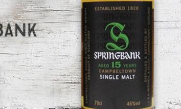 Springbank - 15yo - 46% - OB - 2014