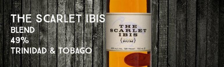 The Scarlet Ibis – 49% – Blend  – Haus Alpenz – Trinidad